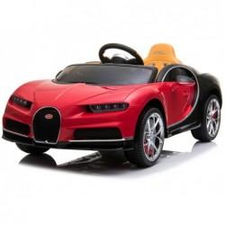 Akumulator samochodowy Bugatti Chiron 12V. 2,4 GHZ | Basenyweb