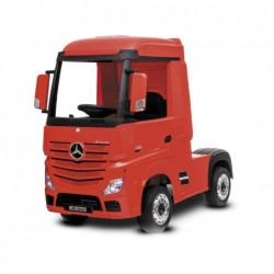 Ciężarówka Mercedes 12 v. Sterowanie radiowe 2,4 G | Basenyweb