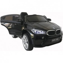 Akumulator samochodowy BMW X6M Radio Control 6 v. | Basenyweb