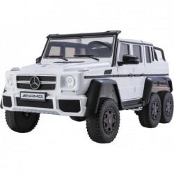 Akumulator samochodowy Mercedes Benz G63 Radio Control 12 v. | Basenyweb