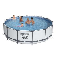Odpinany basen 427x107 cm. Pro Max Bestway 56950 | Basenyweb