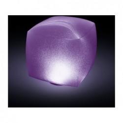 Pływająca lampa LED Light Intex 28694 o wymiarach 22x23x23 cm. | Basenyweb