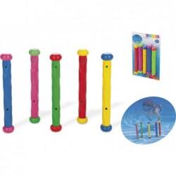 Podwodne pałeczki zabawka do basenu do nurkowania Intex 55504 | Basenyweb