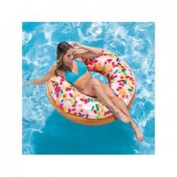 Duże koło do pływania Donut pączek dla dorosłych INTEX 56263 | BasenyWeb