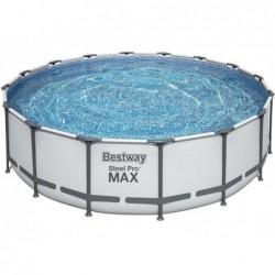 Odpinany basen Steel Pro o wymiarach 488x122 cm. Bestway 5612Z