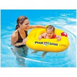 Dziecięce koło do nauki pływania 79 x 79 cm dla najmłodszych INTEX 56587 | Basenyweb