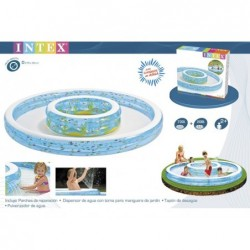 Nadmuchiwany basen fontanna  279 x 36 cm INTEX 57143NP   Basenyweb