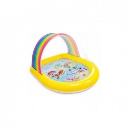 Basen Dziecięcy nadmuchiwane147x130x86 cm. Rainbow Intex 57156