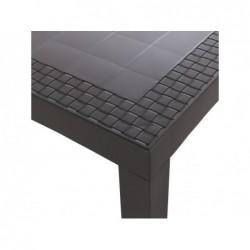 Stół do mebli ogrodowych model Dream Wengue SP Berner 32118 | Basenyweb