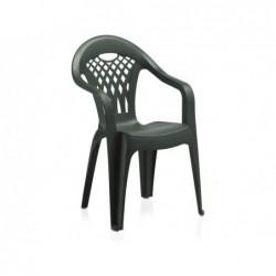 Krzesło do mebli ogrodowych Model Cancún zielony SP Berner 43025