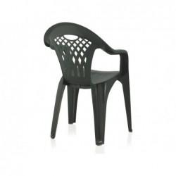 Krzesło do mebli ogrodowych Model Cancún zielony SP Berner 43025 | Basenyweb