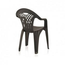 Krzesło do mebli ogrodowych Model Cancun Wengue SP Berner 43026   Basenyweb