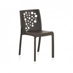 Meble ogrodowe Krzesło koktajlowe Model Wengué SP Berner 55021