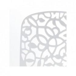 Krzesło do mebli ogrodowych model Flora białe SP Berner 55109 | Basenyweb