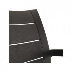 Krzesło do mebli ogrodowych Model Legno Wengue SP Berner 55232