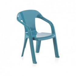 Krzesło ogrodowe Baghera niebieskie Berner 55191