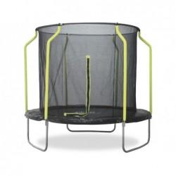 Łóżko elastyczne Wave 210x244x244 cm. Plum 30246