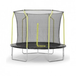 Łóżko elastyczne Wave 250x305x305 cm. Plum 30247