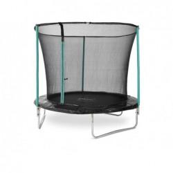 Łóżko elastyczne turkusowe 210x244x244 cm. Plum 30377