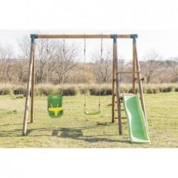 Plac zabaw Milos z siedziskiem dla dziecka firmy Masgames MA700005B