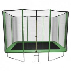 Prostokątne łóżko elastyczne dla dzieci Deluxe L Masgames MA302419