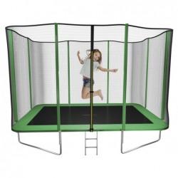 Prostokątne łóżko elastyczne dla dzieci Deluxe L Masgames MA302419 | Basenyweb
