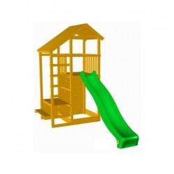 Plac zabaw Teide z huśtawką Indywidualny przez Masgames MA700104