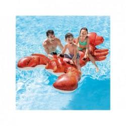 Nadmuchiwane materac Lobster 213x137cm. Intex 58533  | Basenyweb