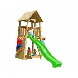 Plac zabaw Belvedere XL z indywidualną huśtawką Masgames MA802411