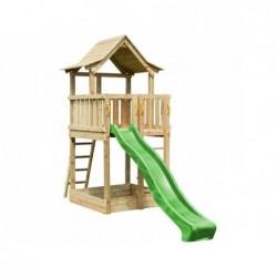 Plac zabaw Pagoda XL z indywidualną huśtawką Masgames MA802611