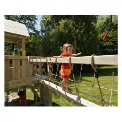 Mostek dla placu zabaw dla królików o wymiarach 200 x 50 cm. Masgames MA803401 | Basenyweb