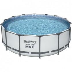 Basen odpinany Steel Pro Max 427x122 cm. Bestway 5612