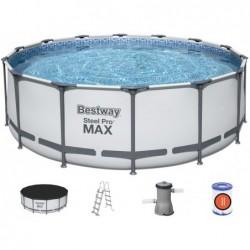 Basen odpinany Steel Pro Max 427x122 cm. Bestway 5612   Basenyweb