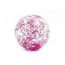Nadmuchiwana piłka z brokatem 71 cm. Intex 58070 | BasenyWeb