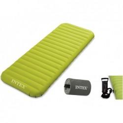 Nadmuchiwany materac Intex 64780 Roll N Go 191x76x13 cm. | Basenyweb