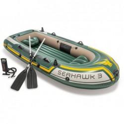 Łódź nadmuchiwane Seahawk 3 personas 295x137x43 cm INTEX 60380NP