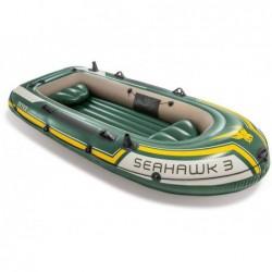 Łódź nadmuchiwane Seahawk 3 personas 295x137x43 cm INTEX 60380NP | Basenyweb