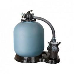 8 000 l / h GRE FS500 Płuczka z filtrem piaskowym