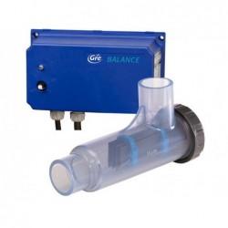 Chlorinator Elektrolityczna sól fizjologiczna dla zakopanych ryb 55,000 L GRE EESB55