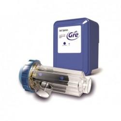 Chlorowodorek solny Gre SCG100 łączy elektrolizę do 90 000 L.