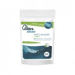 Środki przeciwgazowe do basenów w pojedynczych dawkach 8x20 gr. GRE PALGE