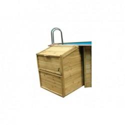Drewno techniczne lokalne 131 cm. Gre dla systemów filtracyjnych 787248