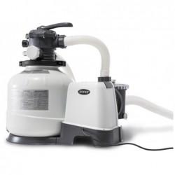 Oczyszczacz z filtrem piaskowym Intex 26648 10 500 L / H