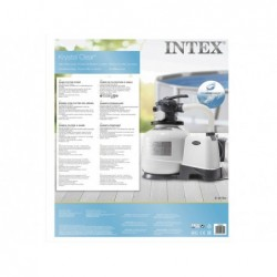 Oczyszczacz z filtrem piaskowym Intex 26648 10 500 L / H   Basenyweb