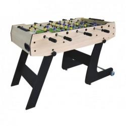 Składana piłka nożna stołowa 121X61X80 cm.   Basenyweb