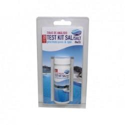 Butelka do badania soli i 20 pasków testowych Pqs 11406470