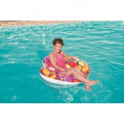 Pływak Lounge Candy Delight 118 x 117 cm. od Bestway 43186 | Basenyweb