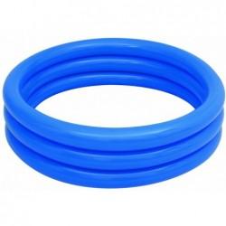 Nadmuchiwany basen 3 pierścienie 102 x 25 cm. BESTWAY 51024