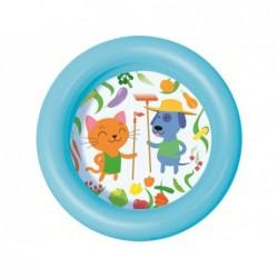 Nadmuchiwany basen dla dzieci o wymiarach 61 x 15 cm