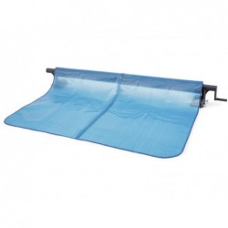 Nawijacz roller folii pokrywy solarnej na basen. Intex 28051